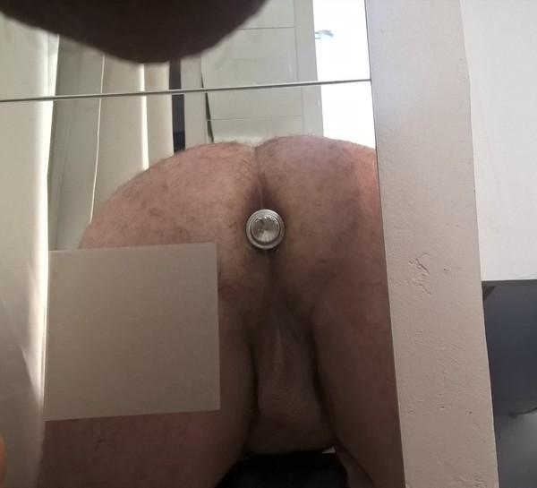 gros plug anal pute chignin